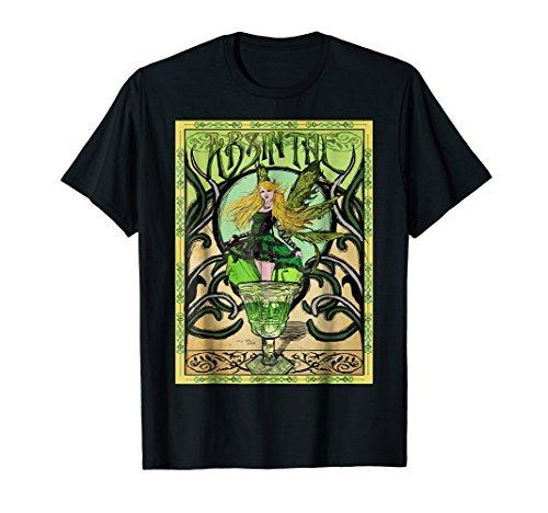 Vintage poster - Absinthe Retro T-Shirt