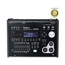 Roland TD-30 Drum Sound Module with 1 Year Free Extended Warranty