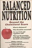 Balanced Nutrition, Fredrick J. Stare and Robert E. Olson, 1558509976