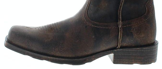 25171 Stiefel Rambler Cowboy Ariat Herren Westernstiefel E9H2DIW