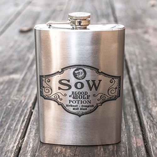 8oz SoW Potion Flask L1 ()