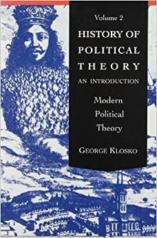 History of Political Theory: An Introduction, Volume 2 (Modern Political Theory)