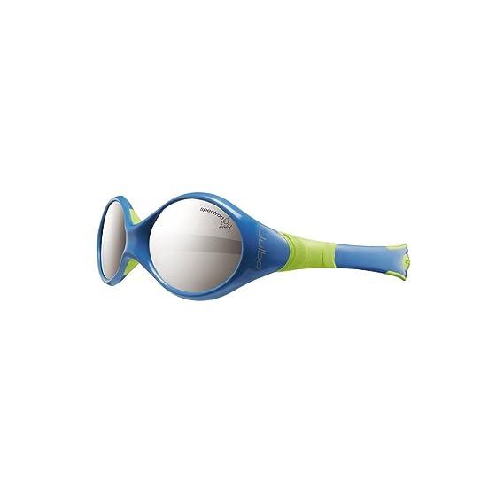 57b3f40490fb2b Lunettes de soleil pour bébé de 12 à 24 mois LOOPING 2 - Verres Spectron 4  - Julbo - Bleu Anis Bleu Anis  Amazon.fr  Vêtements et accessoires