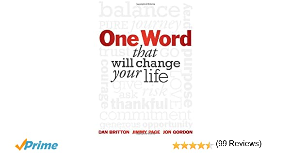Workbook christmas kids worksheets : One Word that will Change Your Life: Dan Britton, Jimmy Page, Jon ...