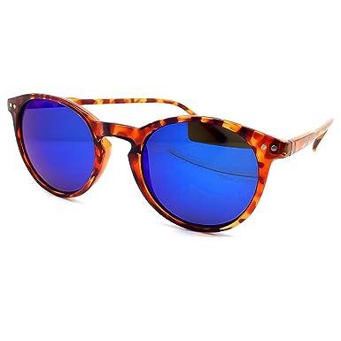 KISS Gafas de sol estilo MOSCOT mod. WAVE Reflejado - hombre ...