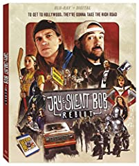 The stoner icons who first hit the screen 25 years ago in CLERKS are back. When Jay and Silent Bob discover that Hollywood is rebooting an old movie based on them, it's game on, as the clueless duo embark on another cross-country mission to s...