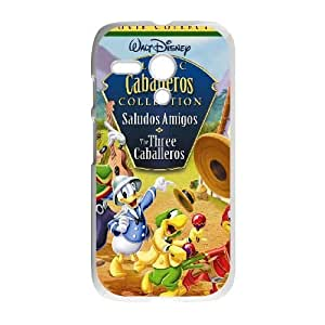 Motorola G White phone case Disney Cartoon Three Caballeros EYB1352419