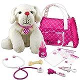 Barbie Hug 'n Heal Pet Dr Lab White, Baby & Kids Zone