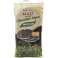 Biocop Tortitas de Maiz con Chocolate Negro