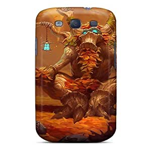 High Quality Carolcase168 Games World Of Warcraft Druid Skin Cases Covers Specially Designed For Galaxy - S3