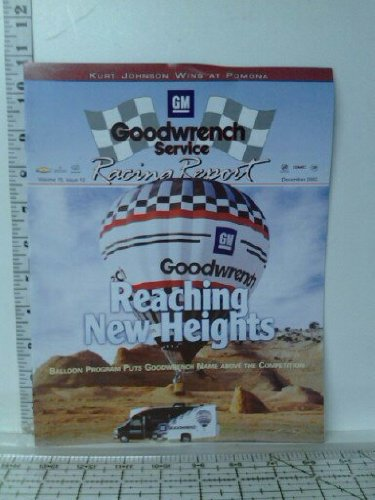 Gm Goodwrench Racing - GM Goodwrench Racing Report, Dec 2002