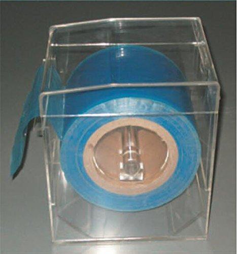 SDent USA FDA & TUV CE Dental Clinic Barrier Film Acrylic Dispenser 140159181mm Protecting Barrier Film Dispensing Box Acrylic Stand Holder