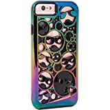 Emoji Iphone 6 Case Case-Mate Tough Layers Emoji Case for iPhone 6/6s/7/8 - Iridescent/Black