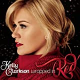 Deluxe Edition of Wrapped in Red includes two bonus tracks: