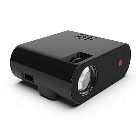 Proyector LED Pico en casa, 1080p Entertainment HD Projector, 60 ...