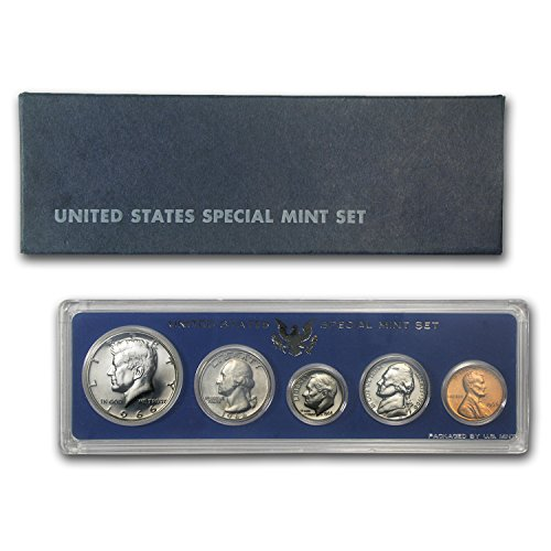 - 1966 U.S. Special Mint Set Brilliant Uncirculated