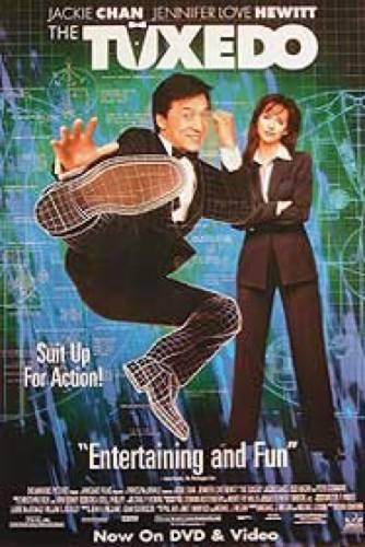 - The Tuxedo Single-Sided Video 27X40 Jackie Chan Jennifer Love Hewitt Poster
