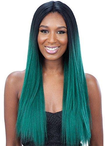 - ModelModel Synthetic Hair Lace Front Wig Premium Seven Star Sylvie (OTDKGN)