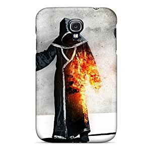 Little NiZi Fashion Protective Grim Reaper Case Cover For Galaxy S4
