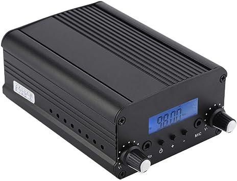 Transmisor FM de Potencia estéreo de 7W Estación de Radio de ...