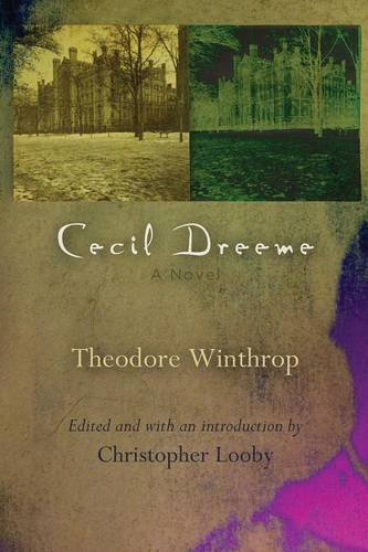 Cecil Dreeme (Q19: The Queer American Nineteenth Century)
