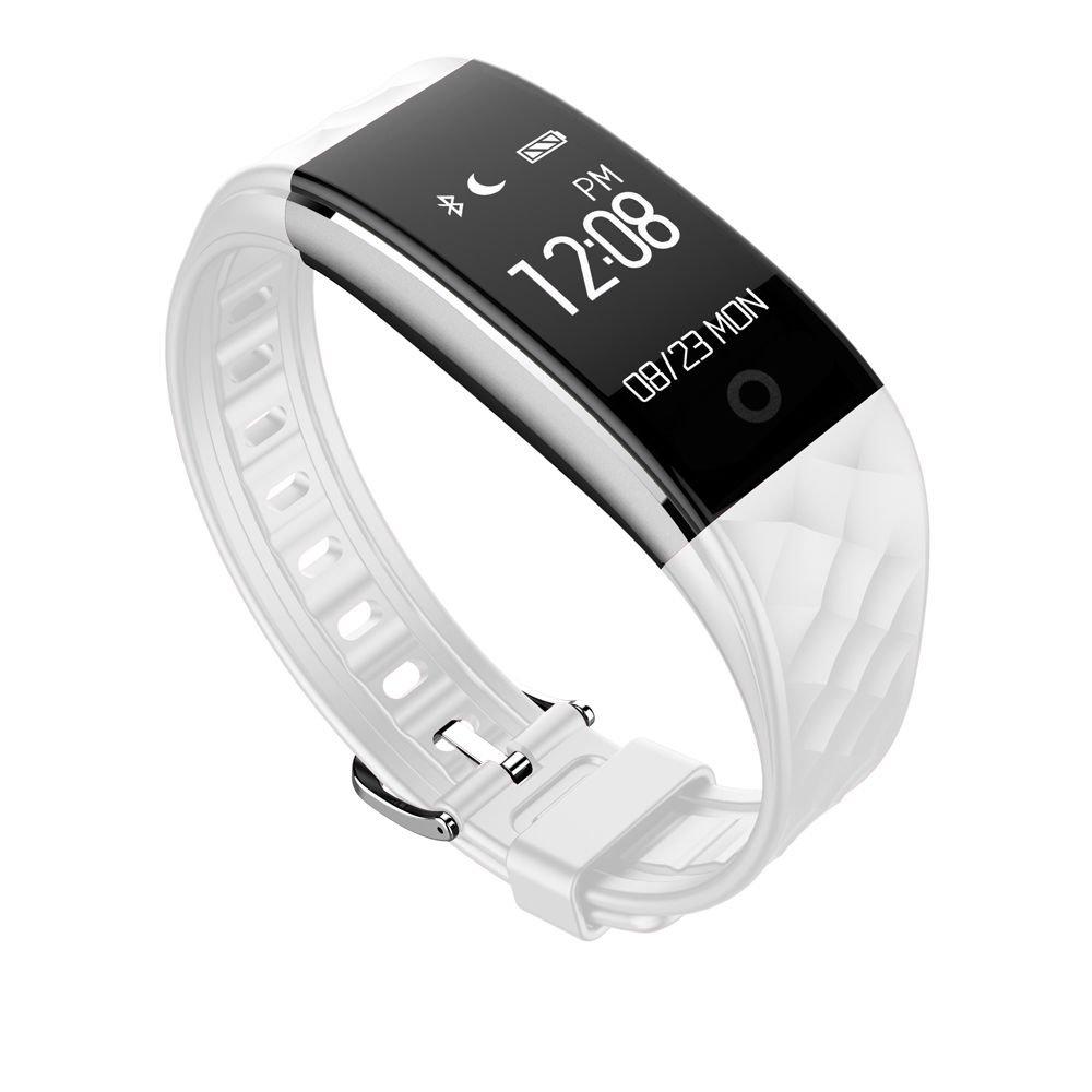 unakim -防水Bluetoothスマート腕時計電話メイトfor Android IOS iPhone Samsung LG B0739VG87S