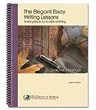The Elegant Essay - To, Myers, 1623410010