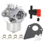 499158 Carburetor for Briggs & Stratton Lawn Mower Tractor Carb Replaces # 699831 694941 499163