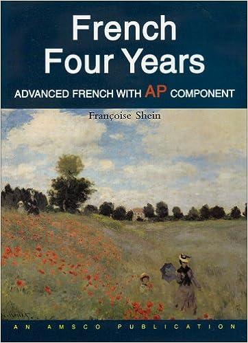 amsco french 4 years answer key