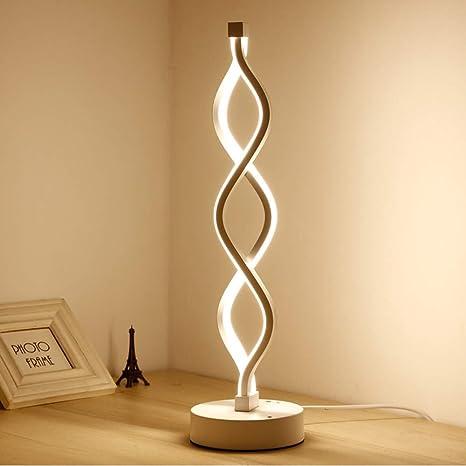 OUSENR Lámparas De Mesa De Diseño Creativo De Mesa Moderno ...