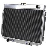 all aluminum radiator - Primecooling 3 Row All Aluminum Radiator for 1967-70 Ford Mustang Mercury Cougar, XR7 More Models
