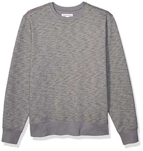 Amazon Essentials Mens Crewneck Fleece Sweatshirt