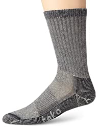 Teko M3RINO.XC Merino Wool Midweight Hiking Socks for Men and Women