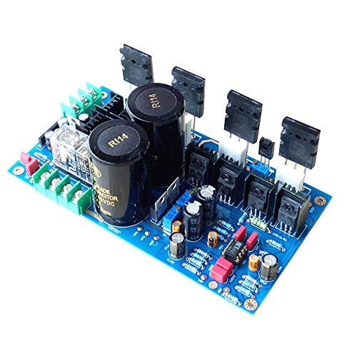 ModuleFly A8 20W Pure Class A op amp Board 2SC5200 2SA1943 Sounded
