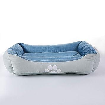 Amazon.com: LJM - Cama para perro, sofá para mascotas súper ...