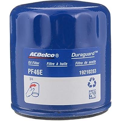 ACDelco PF46E Professional Engine Oil Filter: Automotive