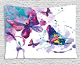 These one of a kind tapestries will help transform your room into your private sanctuary! Perfect for any room including living rooms, bedrooms and dorm rooms. Matches well with various color palettes of rugs, furniture and any other home dec...