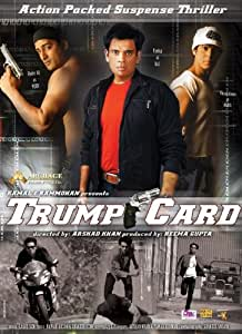 Trump Card (New Hindi Film / Bollywood Movie / Indian Cinema/DVD)