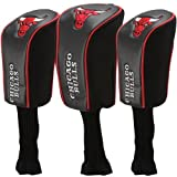 NBA Chicago Bulls Mesh Headcover (3 Pack) by WinCraft