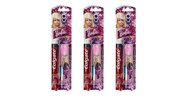 Cepillo de dientes Colgate celular Barbie: Amazon.es: Salud y cuidado personal