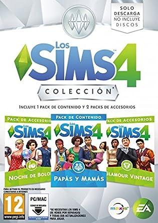 Los Sims 4 - Colección 5 (La caja contiene un código de descarga ...