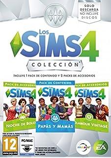 Los Sims 4 Edición Estándar Windows Amazones Videojuegos