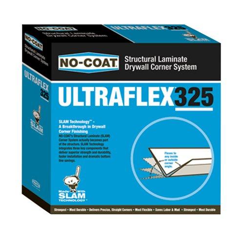 Grabber ULT325 No-Coat Ultra A Flex Prefinished Drywall Flex Trim by Grabber