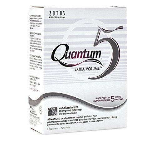 Zotos Quantum 5 Extra Volume Medium To Firm Advance Acid Perm