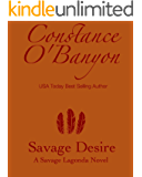 Savage Desire (Savage Lagonda Series Book 1)