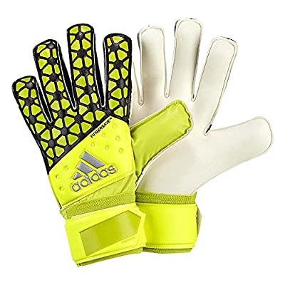 adidas Ace Fingersave Replique GK Glove, Solar Yellow/Black