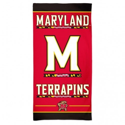 Maryland Terrapins Towel - 6
