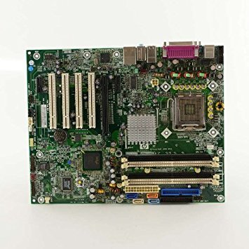 002 Compaq Motherboard - HP Compaq SOCKET 775 MOTHERBOARD 358701-001 347887-002 for XW4200 TOWER