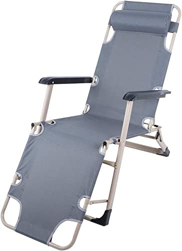 HURRISE Folding Reclining Chair - the best outdoor recliner for the money