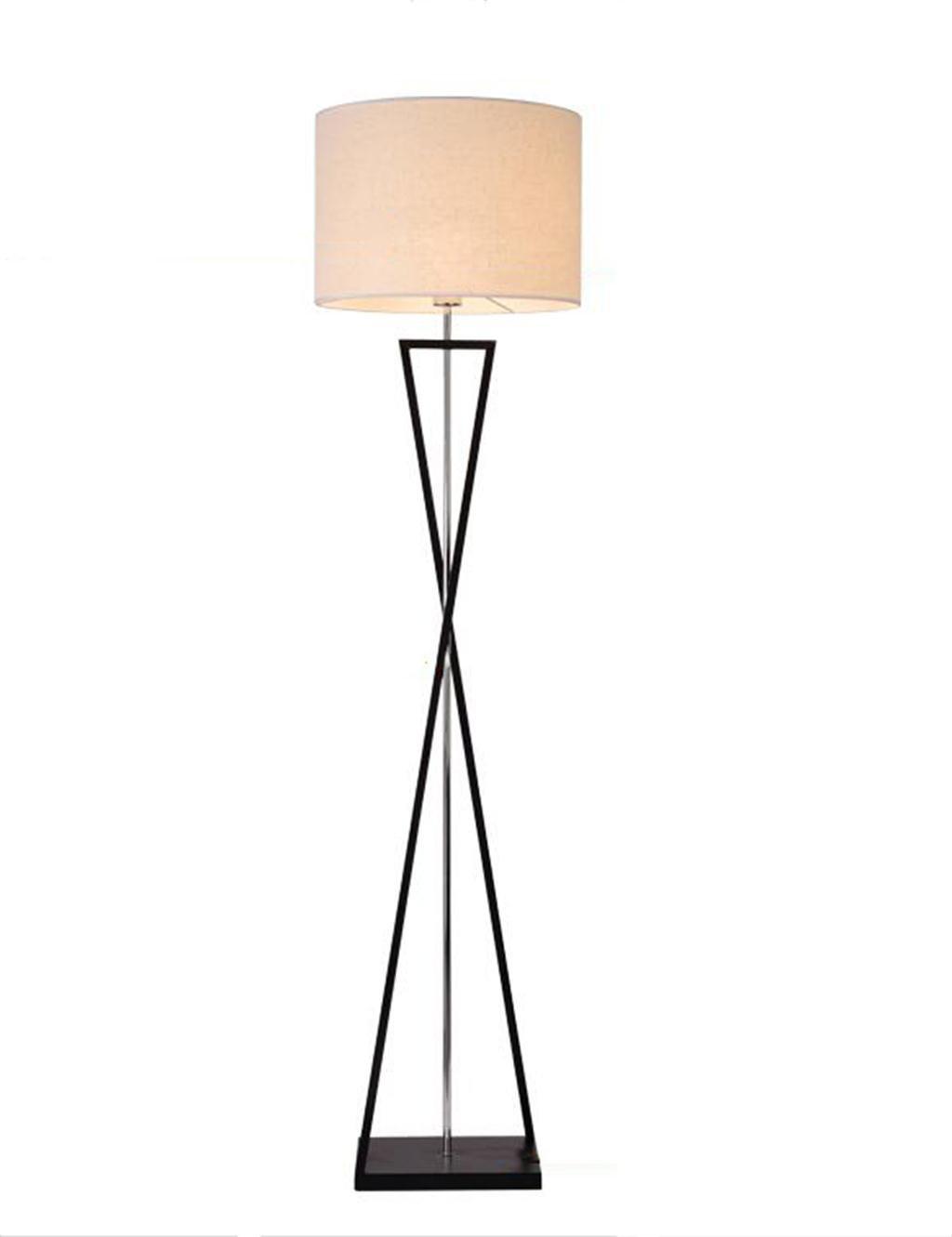BODENLEUCHTE, American Iron Einfache Moderne Kreative Vertikale Stehleuchte Wohnzimmer Schlafzimmer Stehleuchte Wirkungsgrad: A +++
